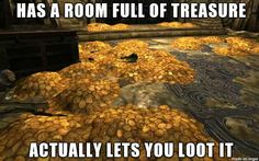 It's the little things. (Skyrim) - Imgur