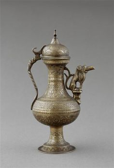 Ewer with zoomorphic spout - 15th century /  16th century - Egypt or Syria