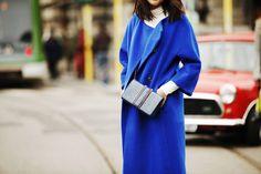 Street Style en Milan Fashion Week © Coke Bartrina