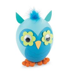 Easter Owl DIY .... http://www.michaels.com/Easter-Owl/28850,default,pd.html