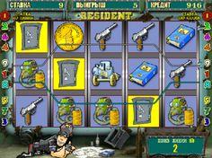 Игровые автоматы резидент играть бесплатно и без регистрации обезьянки скачать игровые автоматы multi-gaminator v2