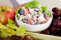 Waldorf Tuna Salad via @Dr. Kellyann Petrucci