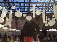 """#Gregg and #Havana by #Foscarini at the #Venice #Architecture #Biennale """"Common Ground"""""""