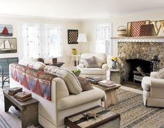 Para auxiliar nas suas escolhas deixamos algumas dicas de decoração para mobilar a casa, mantendo o conforto e o sentido de estilo como principais prioridades.