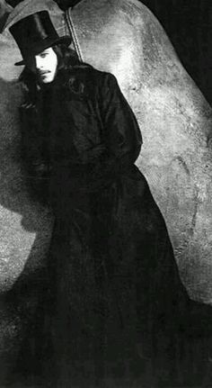 Gary Oldman as Dracula in Bram Stoker's Dracula, 1992.