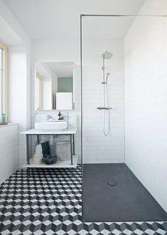 amazing 34 Geometric Falling Block Tiles Design Ideas