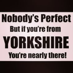 We're celebrating everything that is great about Yorkshire and probably worsening the stereotype in the process! Can you sum up Yorkshire in 1 image? Welcome To Yorkshire, Yorkshire Day, Yorkshire England, North Yorkshire, Funny Images Gallery, Funny Photos, Oxford England, London England, Skye Scotland