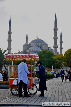 Istanbul, Turkey. My second favorite place I've been to so far. Bagamoyo, Tanzania is the first.