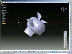 how to create plane in catia v5
