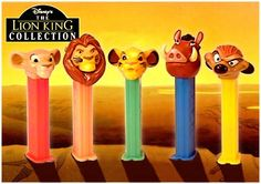 lion king characters | The set of all 5 Lion King characters is $15.95, sold MIP.
