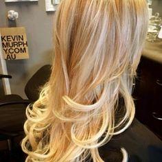 COMPARTILHE se você recomendar Hotheads extensões de cabelo a um amigo. (Crédito da foto ao estilista Leah Villagran)