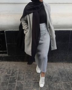 New Ideas : Todays outfit. samracollection fashion todays outfit hijab The post Todays Modest Fashion Hijab, Modern Hijab Fashion, Street Hijab Fashion, Hijab Fashion Inspiration, Muslim Fashion, Mode Inspiration, Fashion Outfits, Fashion Ideas, Fashion Fashion