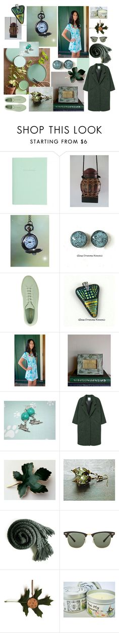 """Green Time"" by twosaddonkeys ❤ liked on Polyvore featuring interior, interiors, interior design, home, home decor, interior decorating, Urban Outfitters, Common Projects, MANGO and Ray-Ban"