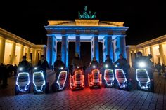Festival Of Light 2012, Berlin