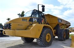 Get Best Deal on Used 2011 #Caterpillar Off-highway truck with Free Price Quotes by Kelly Tractor Co for $ 352000 in Miami, FL, USA. This used machinery equipped with 42 ton, air cond, 6 wheel drive, bed liner, tailgate, product link, 29.5 x 25 and much more. For more information visit at: http://goo.gl/KWp5Xd