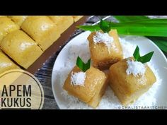 Indonesian Desserts, Indonesian Food, Bolu Cake, Resep Cake, Cake Recipes, Dessert Recipes, Steam Recipes, Steamed Cake, Traditional Cakes