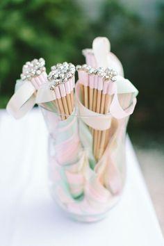 Hochzeit mit Wedding Wands