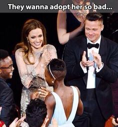 Watching the Oscars and this came to mind...