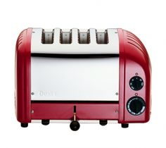 Dualit.  My dream toaster.  Yes, I have a dream toaster.