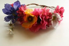 Wildflower Floral Crown