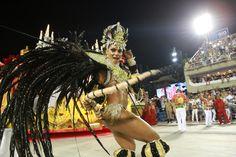 Carnaval 2016: Desfile das escola de samba do Rio de Janeiro na Marquês de Sapucaí