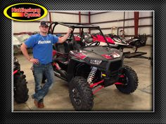 Thank you Brody Burchfield from Starkville MS for getting a 2017 Polaris RZR XP 1000 #polaris