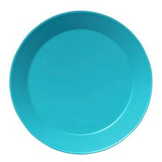 Teema Dinner Plate Turquoise iitala - love this color