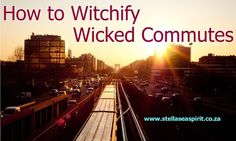 Simple ways to turn your commute into a spiritual practise  {Double-click the pic to read the whole article}