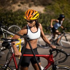 How to find the best bike seat and 30 more tips from pro female cyclists
