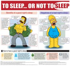 Impact of Sleep on Fitness and Overall Health via @ http://www.liveinfographic.com/ yearofchange2014, August 08, 2017 at 10:38PM  - #Featured