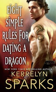 Book Reviewed: Eight Simple Rules for Dating a Dragon (The Embraced