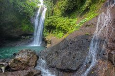 The Most Unique Waterfall in Bali: Aling-Aling Waterfall