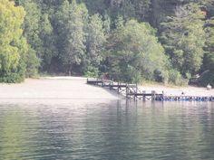 Chubut, Lago Futalaufquen , Excursión, Punta Mattos