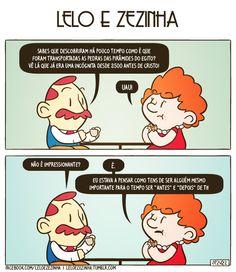 Lelo e Zezinha 021 Jornal Vivacidade, outubro 2014