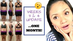 WEEKS 3&4 WEIGHT LOSS UPDATE | HOW I LOST WEIGHT FAST THE HEALTHY WAY - YouTube