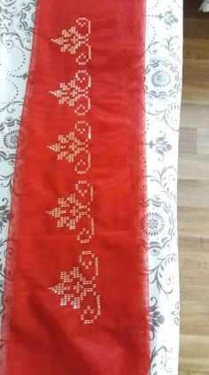 Bargello, Piercings, Cross Stitch Patterns, Elsa, Diy And Crafts, Embroidery, Christmas, Cross Stitch Embroidery, Yule