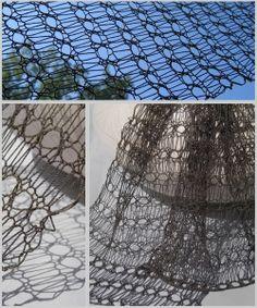 Air Delux (free pattern) by Arlenes-Lace, via Flickr