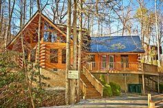 Splashin Hideaway Pool Cabin in Gatinburg - a 2 bedroom luxury cabin with private indoor pool