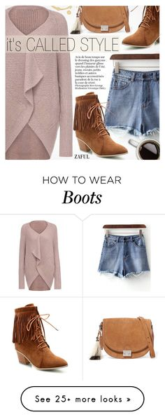 """Casual Chic"" by pokadoll on Polyvore featuring Loeffler Randall, polyvoreeditorial, polyvorefashion, polyvoreset and zaful"