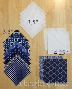Quilt Block Tutorial–The Scrappy Susannah block tutorial 1 Colchas Quilting, Quilt Square Patterns, Patchwork Quilt Patterns, Beginner Quilt Patterns, Quilt Block Patterns, Quilting Tutorials, Square Quilt, Quilt Blocks, Pattern Blocks