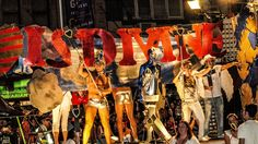 Festival Mardi Gras en Sídney, Australia