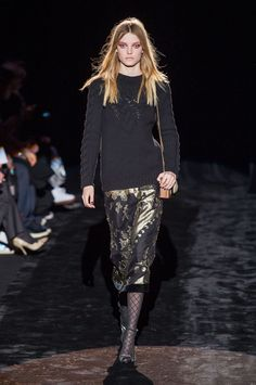 All the Looks From the Emanuel Ungaro Fall 2016 Ready-to-Wear Show