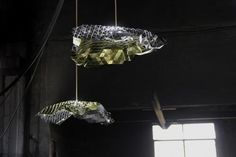 I don't know if the light is good, but it's surely a really cool and edgy lighting fixture. I love it! Andreu Carulla Studio - Facetada Lamp