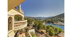 Situated near exclusive Port D'andratx in Mallorca, this apartment has absolutely breathtaking views from every angle. A real slice of luxury living.