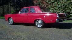 1966 Valiant