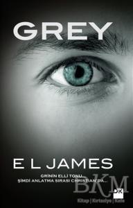 Grey - %15 indirimli  - E. L. James - Doğan Kitap  - Edebiyat - Roman
