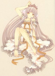 Chobits Chii | Chobits Chii : The second