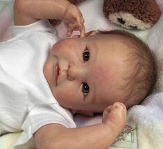 Lidy by Didy Jacobsen is a LDC (DollDreams) reborn doll kit that comes with a sculpted head, arms, and legs. We recommend our 1492 or body to go with Lidy by Didy Jacobsen. Reborn Dolls For Sale, Baby Dolls For Sale, Reborn Baby Boy Dolls, Life Like Baby Dolls, Real Baby Dolls, Reborn Doll Kits, Realistic Baby Dolls, Newborn Baby Dolls, Cute Baby Dolls