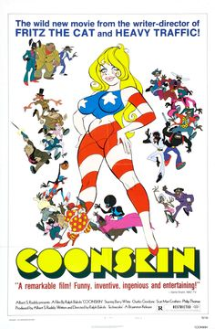 Ralph Bakshi's animated assault on racism in America is still an uncompromising gut punch New Movies, Movies Online, Scatman Crothers, Fritz The Cat, Ralph Bakshi, Song Of The South, Brother Bear, Street Fights, Disney S