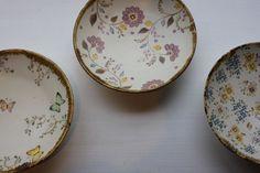 綾によって陶器